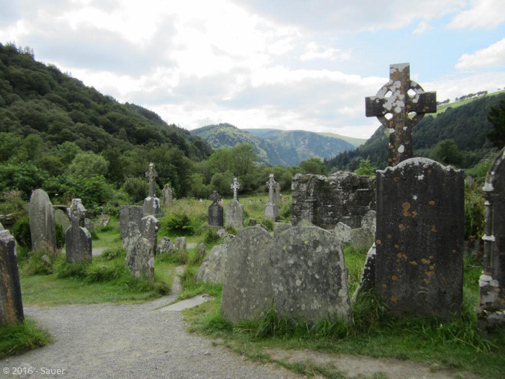 Klosterruine Glendalough