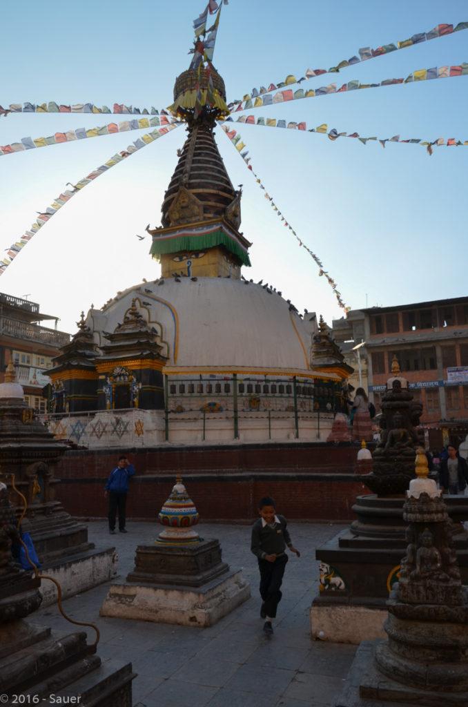 Kathesibhu Stupa