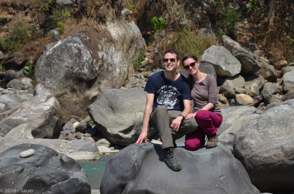 Jenny und Basti - Nepal