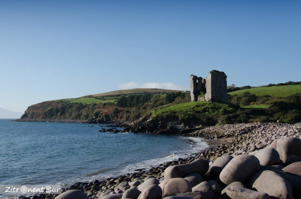 Minard Castle auf der Dingle Peninsula