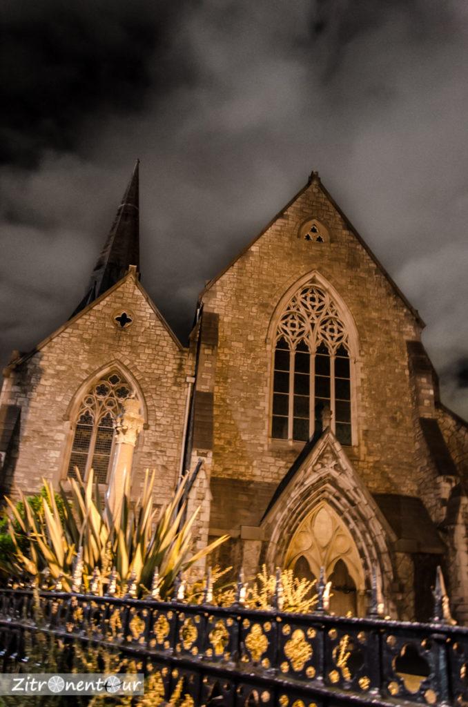 Alte Kirche in Dublin