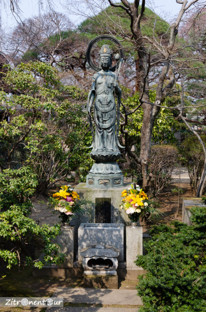Statue in Kawagoe