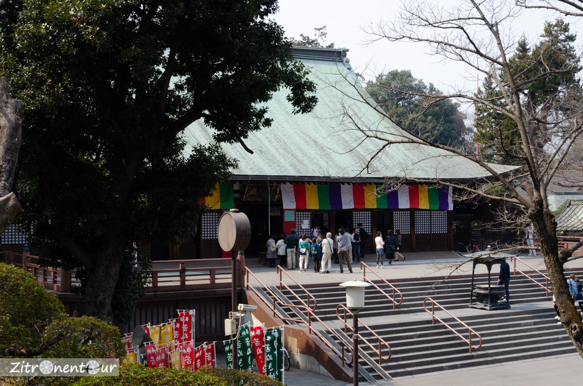 Kita-in Tempel in Kawagoe