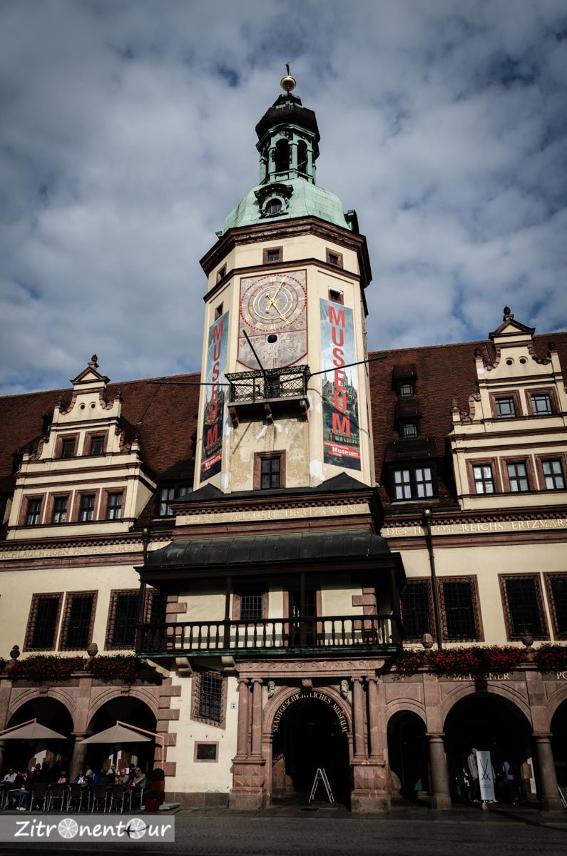Altes Rathaus und Stadtgeschichtliches Museum Leipzig